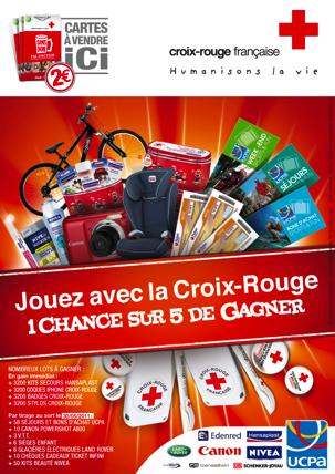 Jouez avec la Croix-Rouge